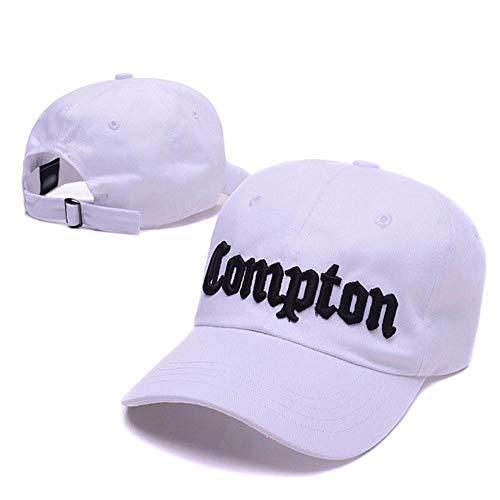 City Crip NWA Eazy-E Compton Cappello da Skateboard Hip Hop Moda Berretti da Baseball Regola Berretto A Tesa Piatta
