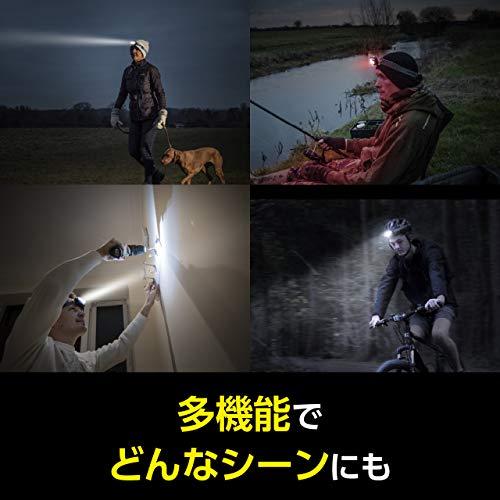 エナジャイザー『VISIONウルトラヘッドライト』