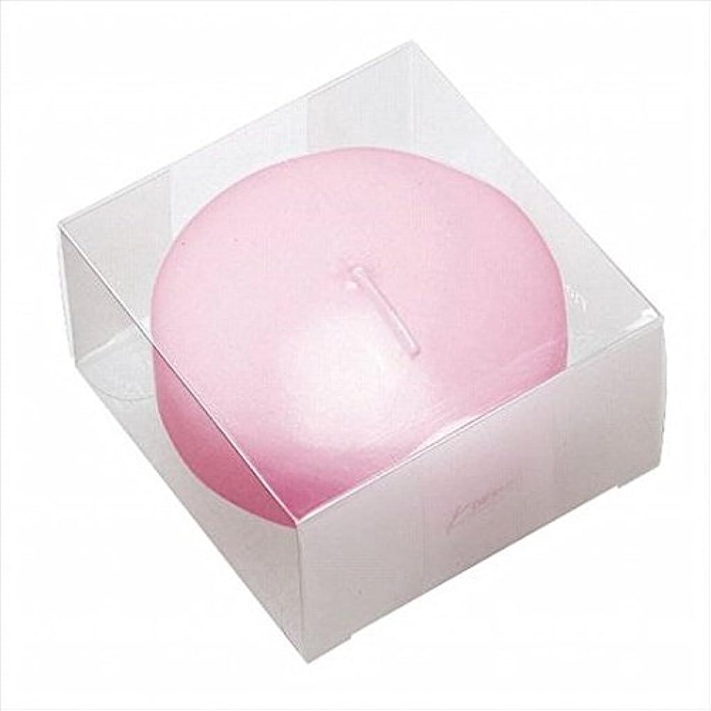 レポートを書く修理工じゃないkameyama candle(カメヤマキャンドル) プール80(箱入り) 「 ピンク 」 キャンドル 80x80x45mm (A7069060)