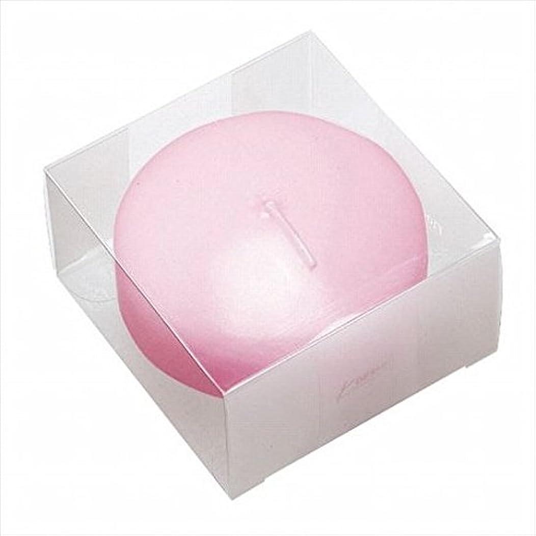 端却下する囚人kameyama candle(カメヤマキャンドル) プール80(箱入り) 「 ピンク 」 キャンドル 80x80x45mm (A7069060)