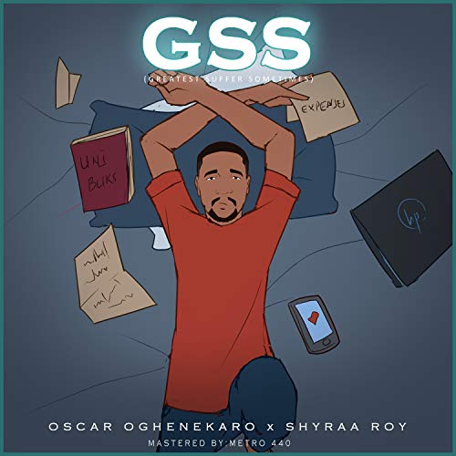 Gss (feat. Shyraa Roy) [Explicit]