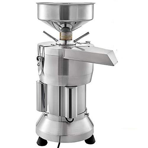 BuoQua Máquina de Fabricación de Leche de Soja 1500w Refinador Máquina de Leche de Soja de Material de Acero Inoxidable Máquina de Fabricación de Leche de Soja Automática Comercial para Restau