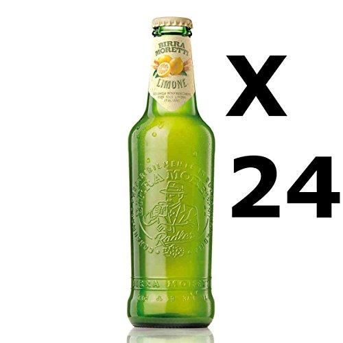 BIRRA MORETTI RADLER AL LIMONE CL33 X 24 PZ.