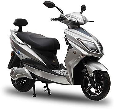 iamelectric - Scooter eléctrico Doble dinámico Hawk Lithium Ecológico Sunra 1800W Alcance máximo 65km Carga 4-6 Horas Altavoz Bluetooth