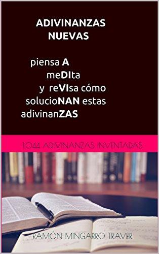 Adivinanzas nuevas e inventadas eBook: mingarro traver, ramon: Amazon.es: Tienda Kindle