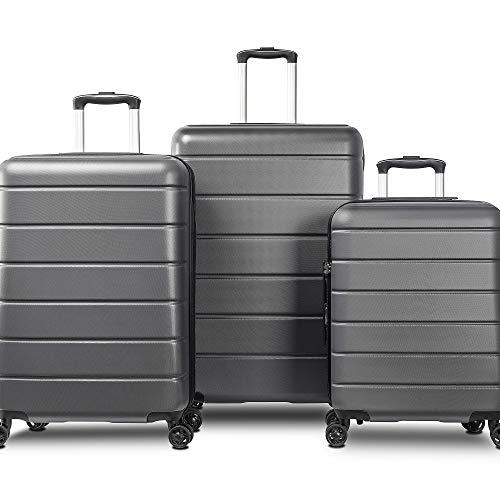 Merax Hylas 3 Piece Luggage Set