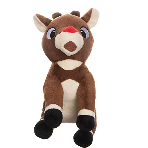 Rudolph The Red Nose Reindeer Toys for Dogs (FF14083)