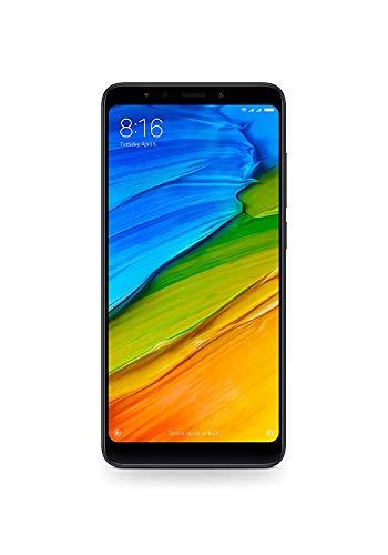 """来自5的小米红米5,7智能手机"""",3GB RAM,32 GB内存,12MP相机,Android,黑色[意大利]"""