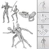 Espeedy 2.0 Colección Figura de Acción Modelo Para SHF Modelado Artístico Figura Humana Cuerpo de PVC Chan DX Set