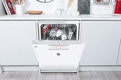 Hoover HDPN1L390PW Freestanding Dishwasher, WiFi Connected, 13 Place Setting, White