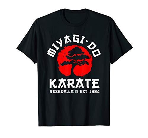 Miyagi-Do Karate Bonsai Tree T-Shirt