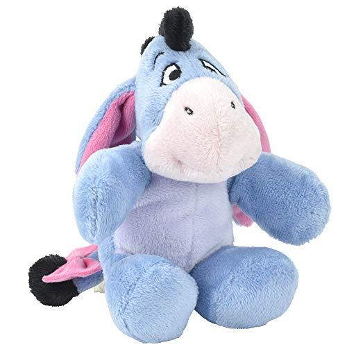 Winnie Puuh Esel I-Aah Flopsie | 19 cm Plüsch-Figur-Tier | Softwool Pooh