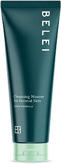 Marca Amazon - Belei Espuma limpiadora para pieles normales 125ml