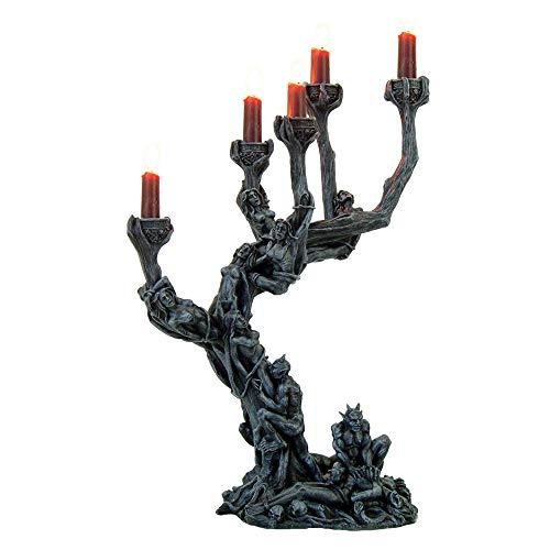 Nemesis Now Kerzenhalter Hells Demons, 53 cm