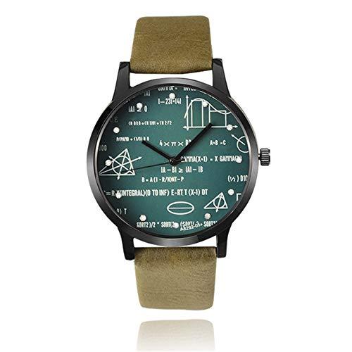 Herren Multifunktionsuhr Uhr Quarz Marke Uhren Herrenmode Klassische Leder Kurze Uhr Nadellänge Masculino Reloj Hombre