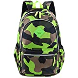 VBG VBIGER Unisex School Backpack Cute Book Bag for Girls Boys Large and Lightweight Daypack...