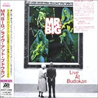 Live at Budokan by Mr Big