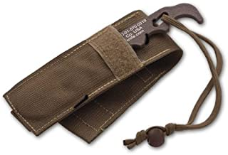 Ontario 1431 Model 4 CB Strap Cutter Rescue Tool (Brown)