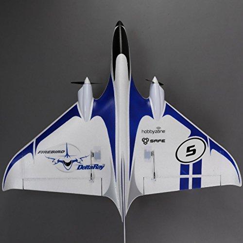 Hobbyzone Elektro-Flugmodell Firebird Delta Ray - 6