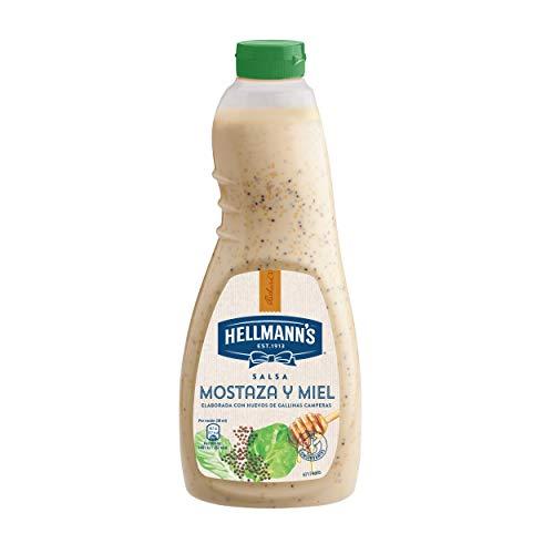 Hellmann\'s - Salsa mostaza y miel - 1 l