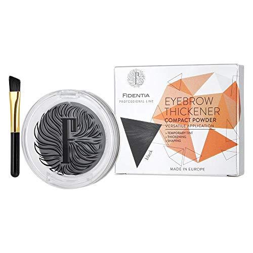 Fidentia Eyebrow Thickener | Augenbrauenpuder für natürlich dichtere Augenbrauen | Alternative zu...