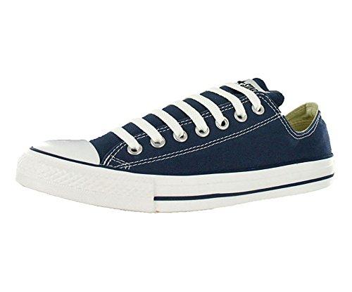 Converse Chuck Taylor All Star Ox, Zapatillas Unisex Adulto, Azul (Navy), 38 EU