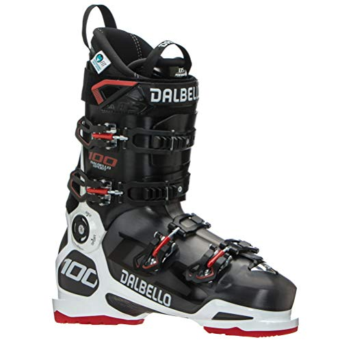Dalbello DS 100 Ski Boots 2020-26.5/Black Transparent-Black
