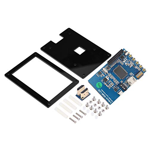 Pantalla LCD HDMI de 3,5 pulgadas, ángulo de visión amplio