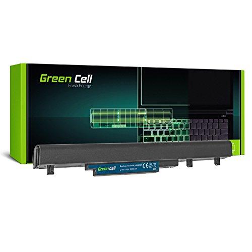 Green Cell Battery for Acer Aspire 3935 TravelMate 8372 8372G 8481 TimelineX 8481T Laptop (2200mAh 14.8V Black)