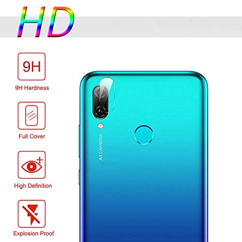 Kamera schutzfolie für Huawei Y6 Pro 2019, Hochauflösender Kamera Flexible Panzerglas Schutzfolie, Huawei Y6 Pro 2019 Schutz Kamera Linse [3 stück]