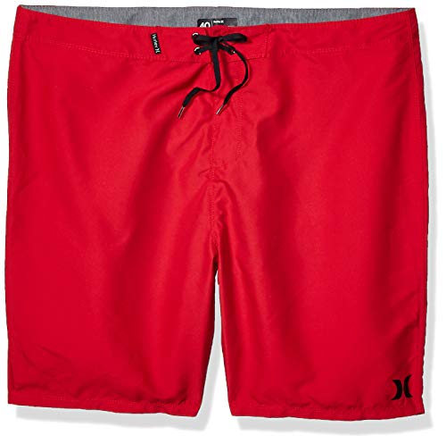 Hurley One&Only 2.0 21 Bañador, Hombre, Rojo (Gym Red), 34