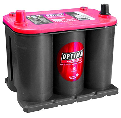 Optima Red Top Batterie RTS 3.7 (8020-255) (BCI 25) RTS3.7 AGM