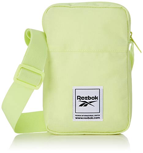 Reebok WOR City Bag Bolso, Adultos Unisex, SEENGL (Amarillo), Talla Única