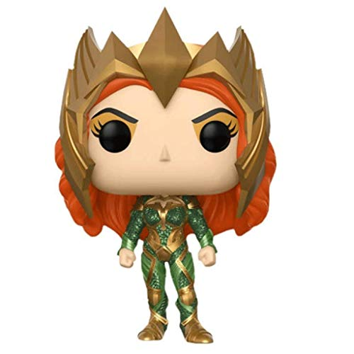 Funko Pop Heroes : DC Justice League - Mera Figure Gift Vinyl 3.75inch for Heros Movie Fans SuperCollection