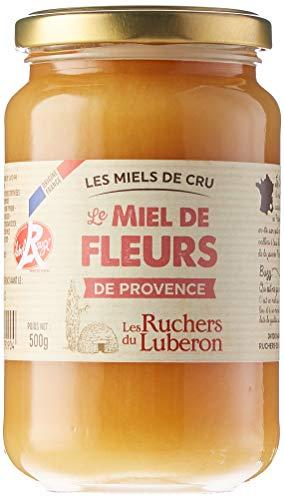 Les Ruchers du Luberon Miel de Fleurs de Provence IGP/Label...