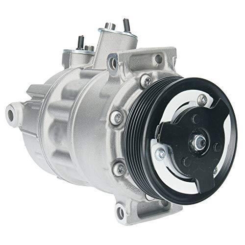 CDYSS Klimakompressor Golf 5 6 7 Passat 3C2 3C5 362 365 1K0820808B 1K0820808D