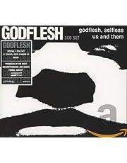 Godflesh - Godflesh / Selfless / Us And T