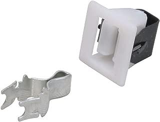 front load dryer door latch