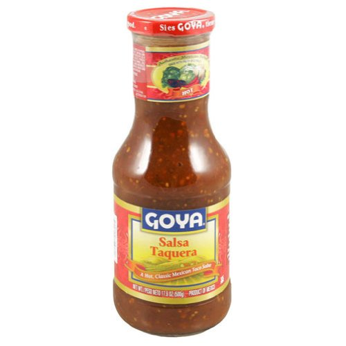 Goya Salsa Taquera, 500 g