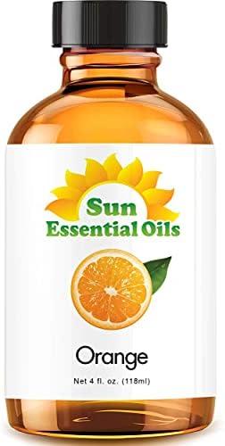 Top 10 Best orange essential oil Reviews