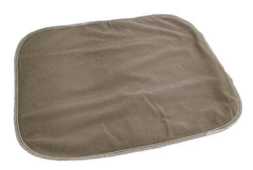 ObboMed MC-1020N Absorbens Waterdichte Incontinentie Stoelbeschermer Pad, Kan worden gebruikt op Rolstoel & Bank, voor Volwassene, Kinderen en Babies, Wasbaar en Herbruikbaar; Khaki - 45 x 50 cm