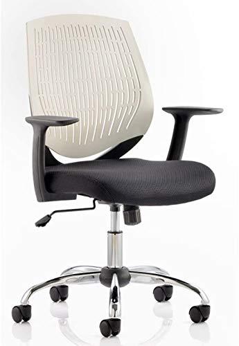 Task Operator Chair mit Armen - Weiß