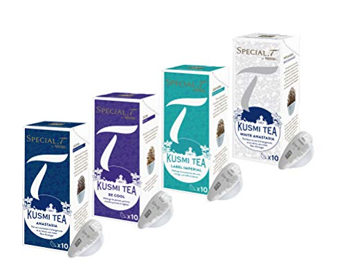 Nestlé® Special.T® Kusmi Tea® Collection - 4 verschiedene Sorten