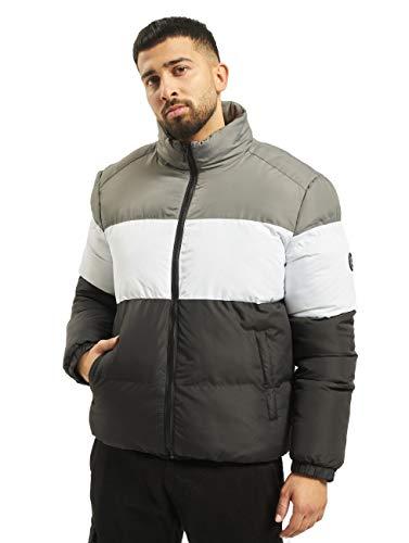 Criminal Damage Herren Puffer Jackets Lyon schwarz XL
