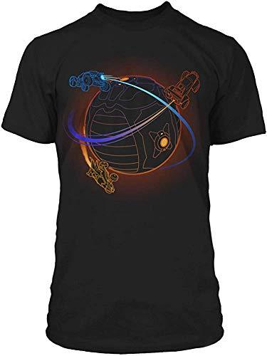785Dr Rocket League Orbit Men's Gamer Tee Shirt (Size:XXL