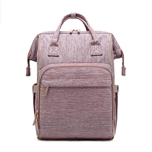 Wikkeltas, afneembare rugzak, multifunctioneel, voor baby's, kleuterschool en kinderen, Oxford-stof, casual, schoudertas voor moeder