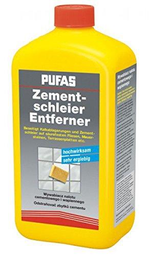 Pufas Zementschleierentferner 1 Liter - Zementschleier Entferner