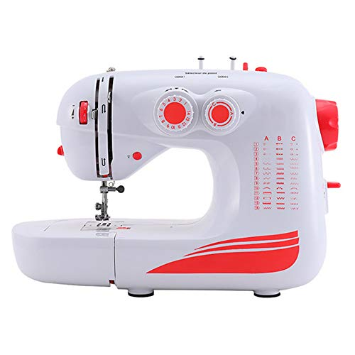 Why Choose Electric sewing machine, portable sewing machine, mini sewing machine, two-wire two-speed...