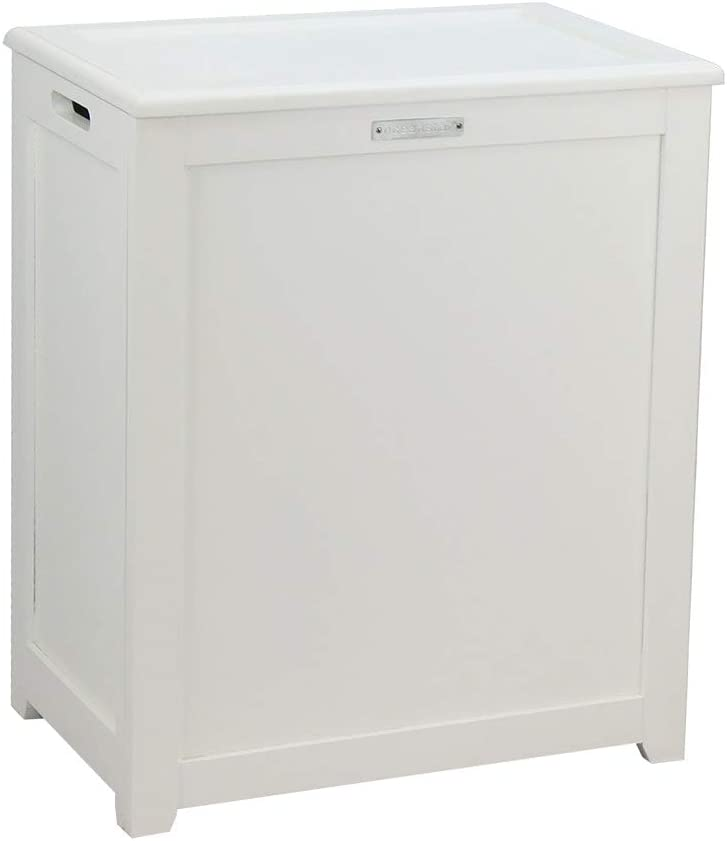 MISC Storage Laundry outlet Hamper Includes White MDF Lid Now free shipping