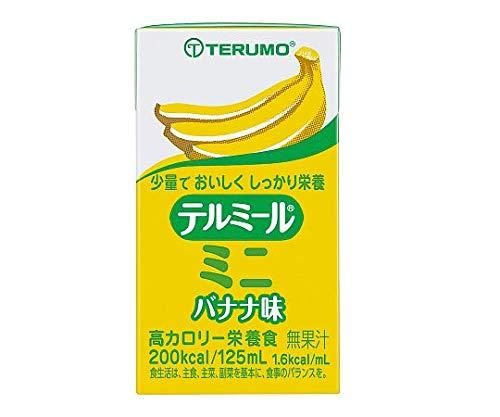 テルモ テルミールミニ バナナ味